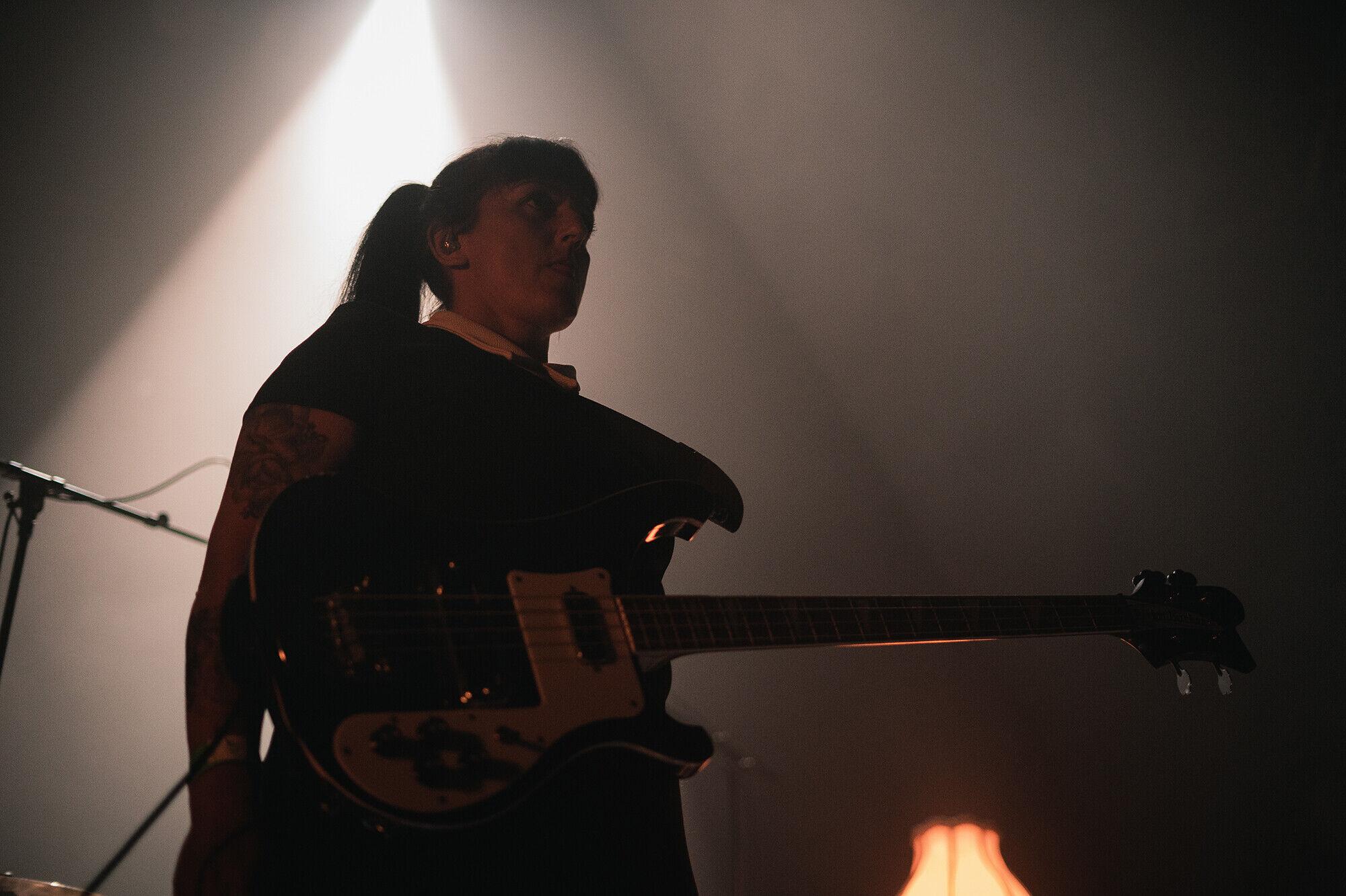 111, concert au Transbordeur