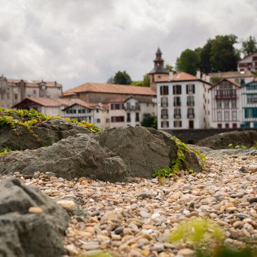 Saint Jean de Luz, France - Pays Basque, France & Espagne