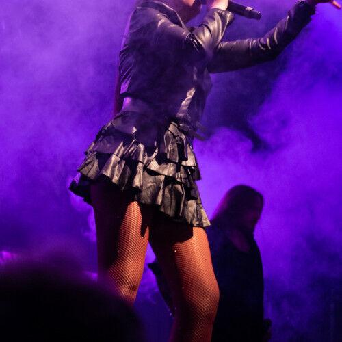 Amaranthe, concert au Transbordeur