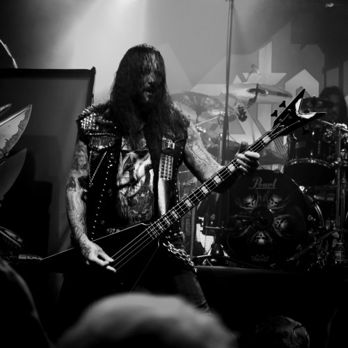 Destruction - Overkill & Guests, concert au CCO