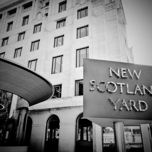 New Scotland Yard, London - Londres, Angleterre